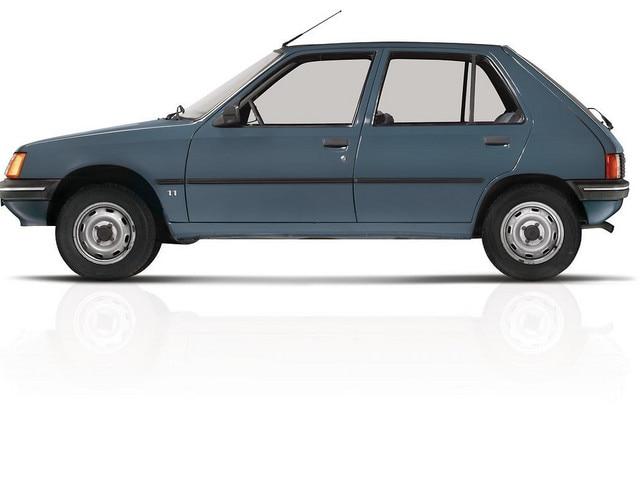 El automóvil – 1983, lanzamiento del 205, el coche francés más exportado