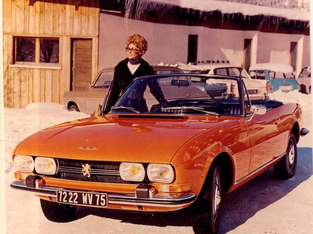 El automóvil – 1968, lanzamiento del elegante y robusto 504