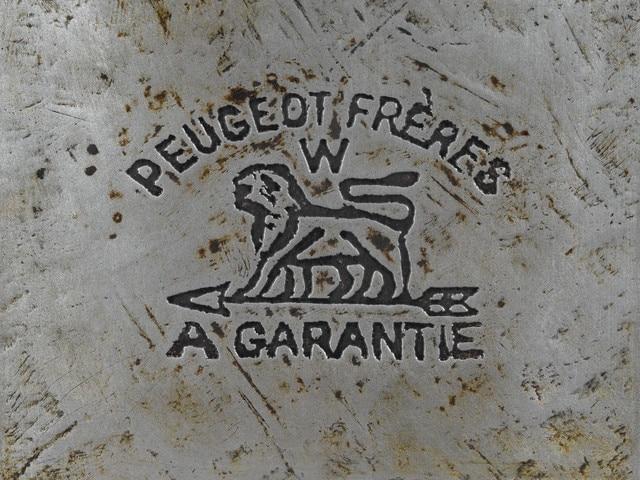 Acero PEUGEOT - 1810 - Comienzo de la aventura industrial PEUGEOT
