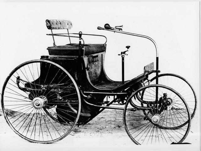 La aventura familiar – 1891, comercialización del Type 3