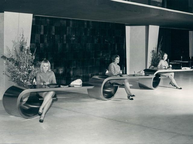 La aventura familiar – 1965, trabajadores del grupo PSA