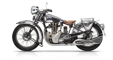 Bicicletas y motos – 1934, lanzamiento de las motocicletasy velomotores de 100 a 745 cm3