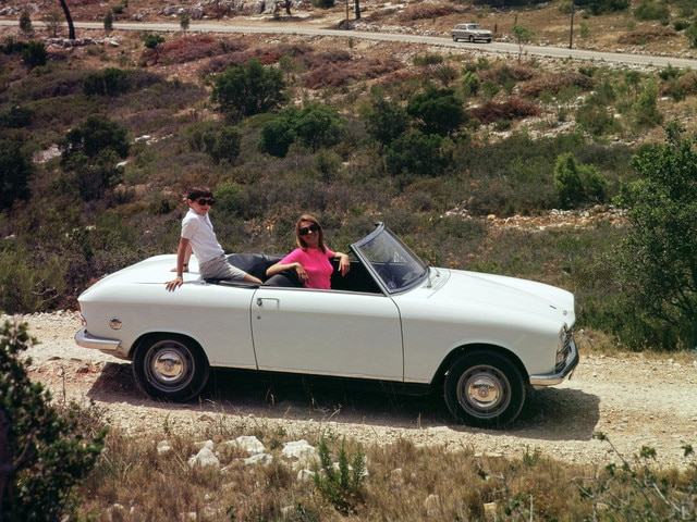 Dos siglos de innovación – Berlina diésel descapotable en 1967