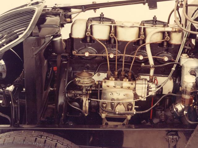 Dos siglos de innovación – Producción de los motores diésel Hl50 en Sochaux en 1936