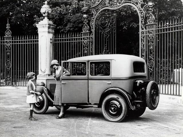 Dos siglos de innovación – Peugeot 201 1930