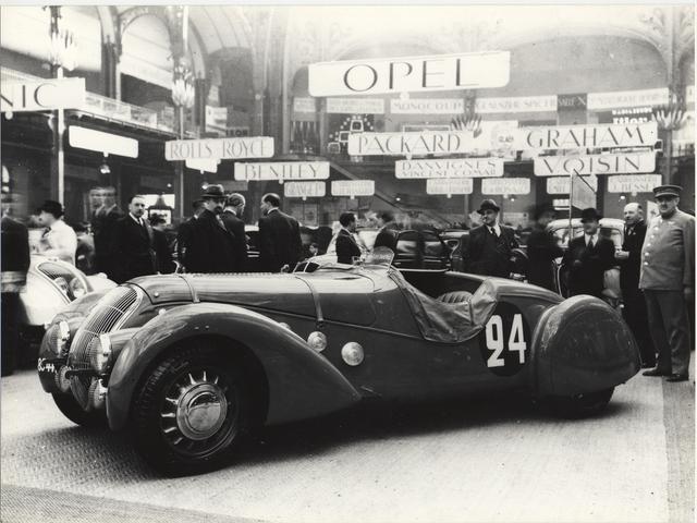 Peugeot Sport – Presencia de Peugeot en las 24 Horas de Le Mans en 1937