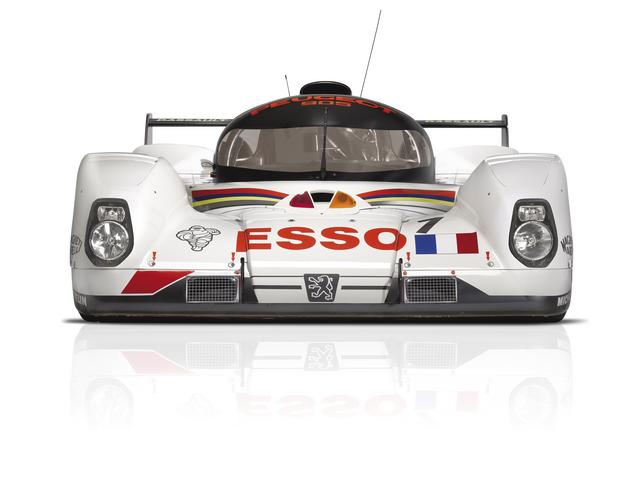 Peugeot Sport – Apoteosis del 905, ganador entre 1991 y 1993