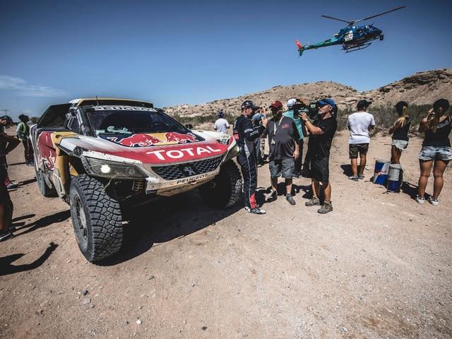 Dakar 2017 – El Peugeot 3008 DKR gana la competición