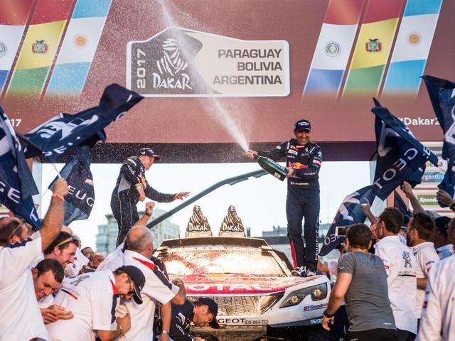 Dakar 2017 – Peterhansel consigue la victoria final