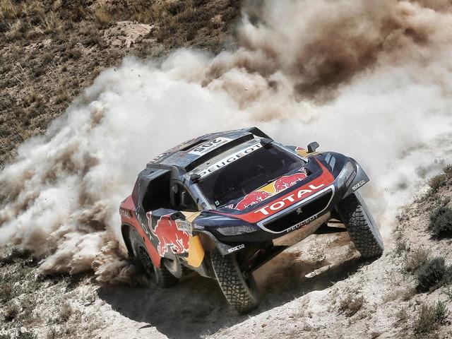 Peugeot Sport - Victoria Silk Way Rally 2016 Peugeot Despres - Castera