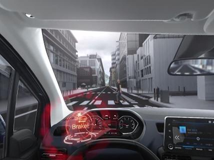 Rifter Active Safety Brake VR