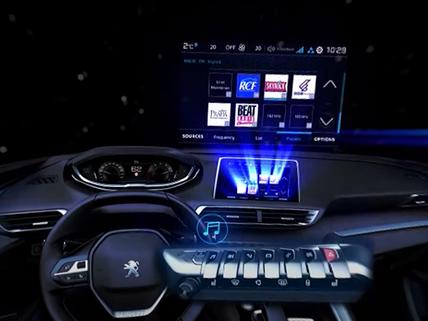 3008 i-Cockpit VR
