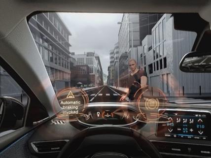 3008 Active Safety Brake VR