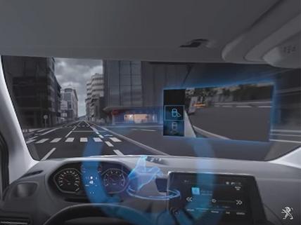 Partner Visión trasera envolvente VR